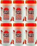 Glucotabs Orange 50 Tablets x 6 Packs by GlucoTabsTM