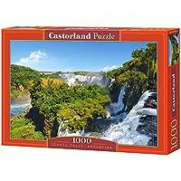CASTORLAND Iguazu Falls, Argentina 1000 pcs 1000pieza(s) - Rompecabezas (Argentina 1000