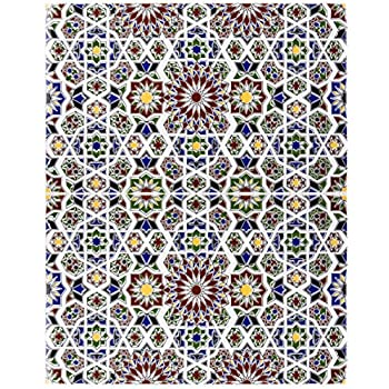 Revetements De Sols Carrelage Oriental Carreaux Bordure Marocaine Relief Carreau Bordure Ceuta 28x14 Cm Bricolage Gentaecappa It