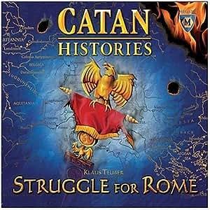 Mayfair Catan Histories Struggle Rome Board Game