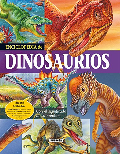Enciclopedia de dinosaurios (Biblioteca esencial) por Francisco Arredondo