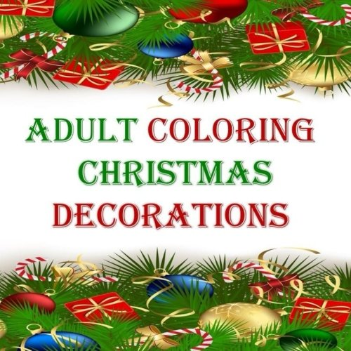 tmas Decorations: Orniments, Stars, Snowglobes, Garland, Xmas, Christmas Trees, Relaxation, Stress Relief ()