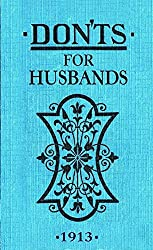 Donts For Husbands