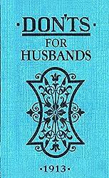 Donts For Husbands