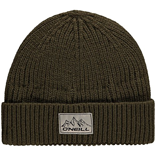 O'Neill Herren Bm Bouncer Wool Beanie Headwear, Winter Moss, One Size -