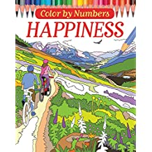 COLOR BY NUMBERS HAPPINESS