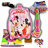 #8: Godofsale Holi Pressure Water Gun Pichkari with Back Pack Tank Squirter In Kids Favourite Characters - Size 1.5 ltrs ( Cute Mini) + 200 Balloon,1 Pack OF Color Capsule, 1 Chandan, 2 holi color and 1 Gulal Free