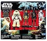 Star Wars Rogue Eins Exclusiv Actionfigur 4 Stück Enthält: Rebel Commando Pao, Mal, Imperial Tot Trooper und Imperial Stormtrooper