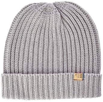 Hilfiger denim - bonnet - homme - gris (light grey heather) - taille unique