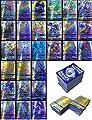 Dorara 200 Pièces Pokemon Cartes GX Aucune répétition, Cartes Flash Pokemon, Cartes à Collectionner, Jeu de Cartes Puzzle Fun