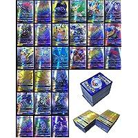 Dorara-200-Karten-195GX5MEGA-Pokemon-GX-MEGA-Karten-Flash-Karten-Sammelkarte-Puzzle-Spa-Kartenspiel
