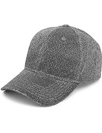 styleBREAKER 6-Panel Glitzer Cap, Metallic Glitzerfäden, Basecap, Baseball Cap, verstellbar, Damen 04023055