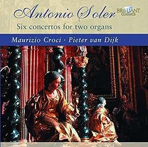 Six Concertos Pour Deux Orgues