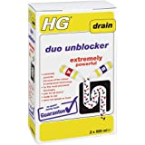 HG 343100106 Duo Unblocker 1L - Extremely Powerful by Unique 2-component Technology - For Unblocking Persistent Blockages in