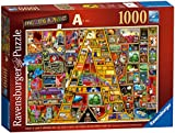 """Ravensburger Colin Thompson - Awesome Alphabet """"A"""", 1000pc Jigsaw Puzzle"""