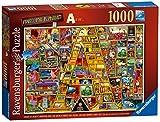 """Ravensburger Colin Thompson """"Atemberaubendes Alphabet - A"""", Puzzle mit 1000Einzelteilen"""