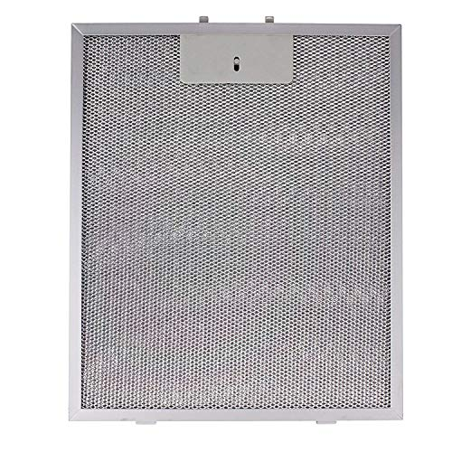 Metall-Fettfilter für AEG Baumatic Dunstabzugshaube, Abluftventilator, 320 x 260 mm