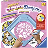 Ravensburger 29893 - Princess - Junior Mandala-Designer®