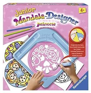 Ravensburger - 29893 - Loisir Créatif - Junior Mandala - Princesses