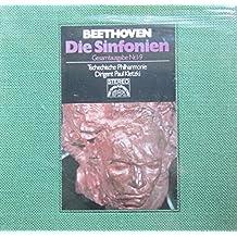 Beethoven: Die Sinfonien Nr. 1-9 (Gesamtausgabe) [Vinyl Schallplatte] [8 LP Box-Set]