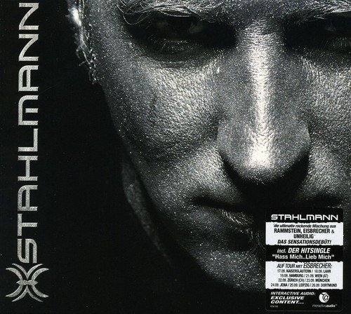 Stahlmann: Stahlmann (Lim.Digipak Edit.) (Audio CD)