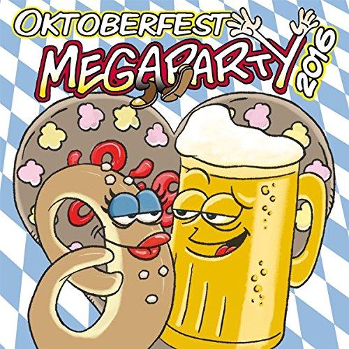 Preisvergleich Produktbild Oktoberfest Megaparty 2016