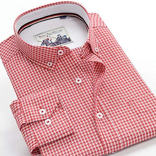 MDLJY Camisas Otoño Nueva Calidad Camisa Manga Larga
