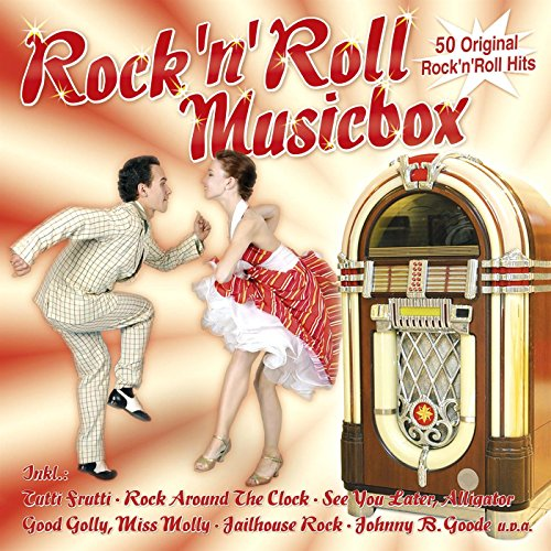 Rock'n'Roll Musicbox - 50 Orig...