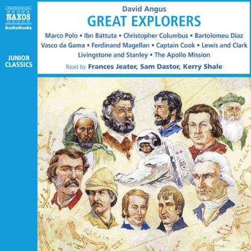 Great Explorers  Audiolibri