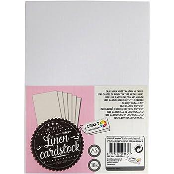 8 Designs 32 Sheets 200gsm Craft Sensations A5 Paper Printed Design Pad Specials Romantic Pink