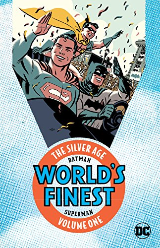 Batman & Superman: World's Finest - The Silver Age Vol. 1 (Batman Age Silver)