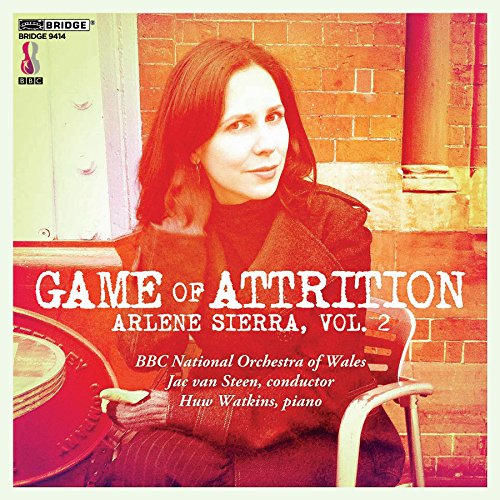 Game of Attrition: Arlene Sierra,Vol.2