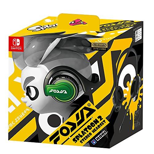 (NNintendo Switch uniquement) Casque stéréo Empera Hook HDP pour Nintendo Switch (Splatoon 2) (Import Japon)