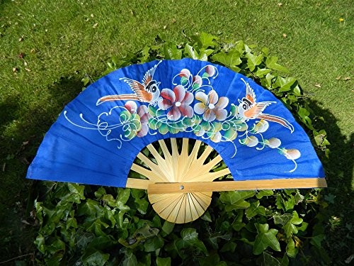 silk-fan-handheld-fan-folding-bamboo-fan-royal-blue