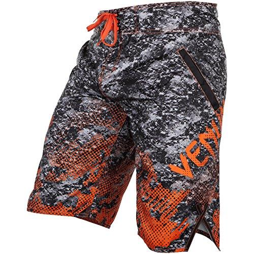 venum-pantaloncini-da-pantaloncini-tramo-uomo-tramo-noir-orange-l
