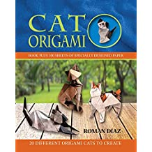 Cat Origami (Origami Books) (English Edition)
