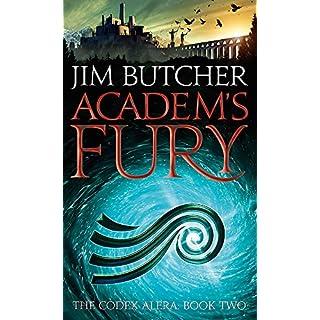 Academ's Fury: The Codex Alera: Book Two