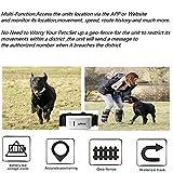 Tkstar Mini-GPS-Tracker für kleine Hunde oder Katzen, inklusive Halsband und Online-Tracking - 5