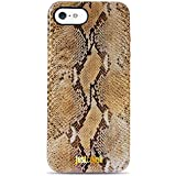 PURO - JCIPC5PYTHON1 - Coque Python Just Cavalli iPhone 5 - Naturel