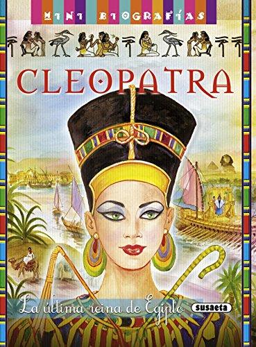 Cleopatra (Mini biografías) por José Morán