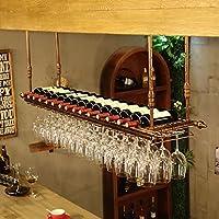 MoDi Soportes para Copas Sostenedor del Vidrio de Vino Sostenedor del cubilete Colgando Estante del Vidrio