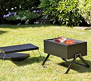 Cook'in Garden - Mini Barbecue 3 En 1 - Quick'n Go