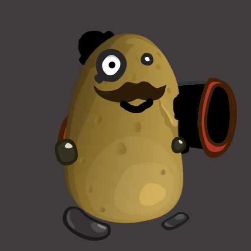 Mr Spy Potato's Adventure : Kill Them All!