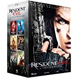 Resident Evil : L'intégrale : Resident Evil + Resident Evil : Apocalypse + Resident Evil : Extinction + Resident Evil : Afterlife + Resident Evil : Retribution + Resident Evil : Chapitre final
