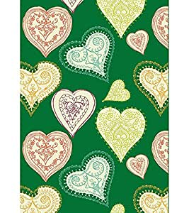 PrintVisa Designer Back Case Cover for Samsung Galaxy S3 Mini I8190 :: Samsung I8190 Galaxy S Iii Mini :: Samsung I8190N Galaxy S Iii Mini (heart love flowers I love you love couple)