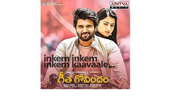 geetha govindam film songs mp3 download
