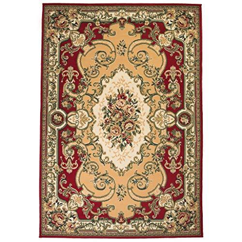 vidaXL Orientteppich Klassisch Persien Design 120x170cm Teppich Perserteppich