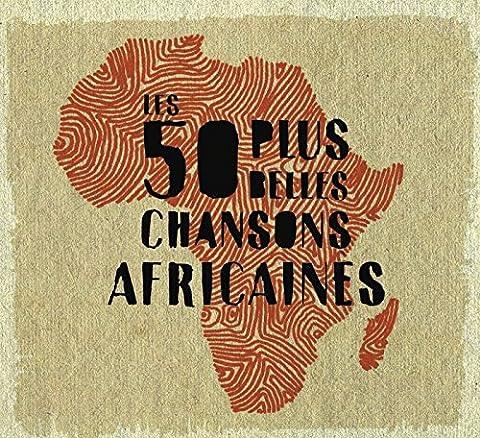 Les 50 Plus Belles Chansons Africaines (Coffret 3 CD)