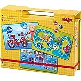 Haba Magnetspiel-Box Straßenverkehr Geschicklichkeitsspiel