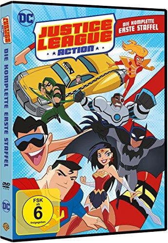 Justice League Action: Die komplette 1. Staffel - 2